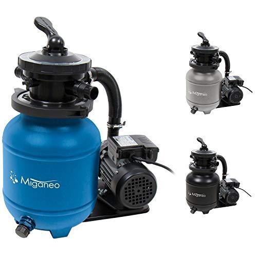 Miganeo 40385 Sandfilteranlage Dynamic 6500...