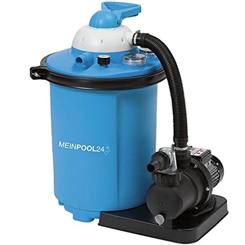 MEINPOOL24.DE Filteranlage Speed Clean...