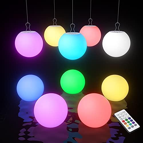 Smarich Poollicht LED Spa Licht, IP68...