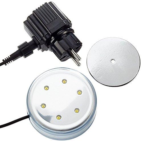 Steinbach LED Poollicht für Stahlwand- und...