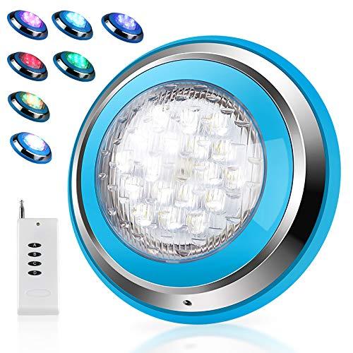 Roleadro Direkt Unter Wasser Gelegt 54w LED...